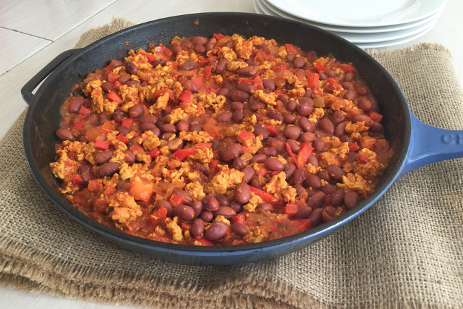 turkey chilli con carne