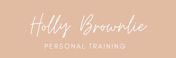 Holly Brownlie Personal Training Logo